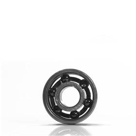 6 balls Si3N4 hybrid ceramic bearing 608